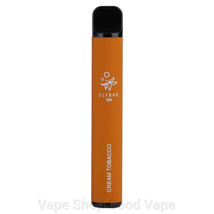 Elf Bar 800 Cream Tobacco ##от компании## Vape Shop Good Vape - ##фото## 1