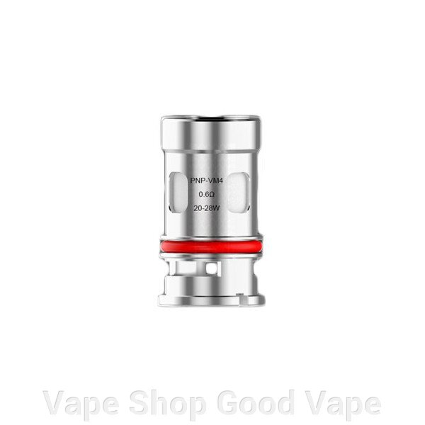 Испаритель Voopoo PnP VM4 0.6 Ом ##от компании## Vape Shop Good Vape - ##фото## 1