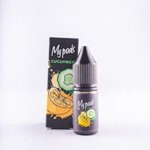 My Pods Cucumber 10 ml Salt в Киеве от компании Vape Shop Good Vape