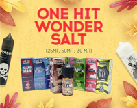 Жидкость One Hit Wonder Salt