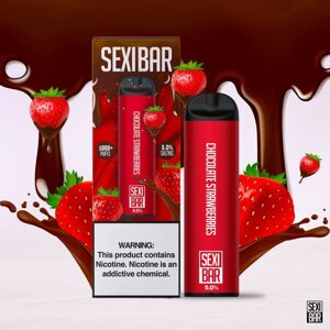 Одноразовая pod-система SEXIBAR Chocolate Stawberry