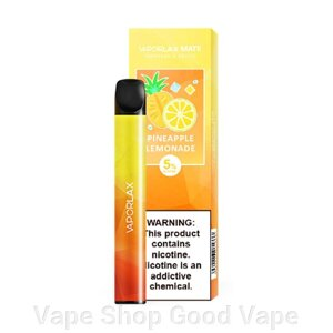 Vaporlax Pineapple Lemonade от компании Vape Shop Good Vape - фото