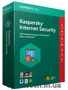 Kaspersky Anti-Virus European Edition. 1-Desktop 2 year Base License Pack від компанії CyberTech - фото