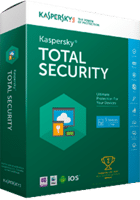 Kaspersky Total Security European Edition. 1-Device; 1-Account KPM; 1-Account KSK 2 year Base License Pack в Черкаській області від компанії CyberTech