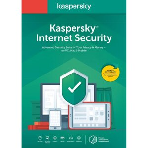 Kaspersky Internet Security Multi-Device 2020, 1 Device 1 year  Renewal Card в Черкасской области от компании CyberTech