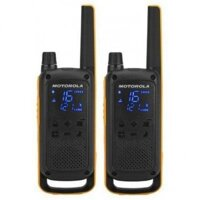 Портативная рация Motorola TALKABOUT T82 TWIN and CHRG Black