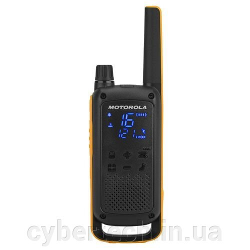Рация Motorola TALKABOUT T82 EXTREME RSM Twin Pack WE ##от компании## CyberTech - ##фото## 1