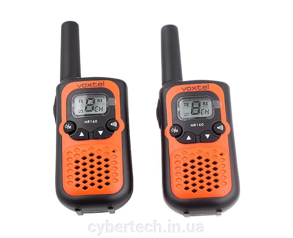Рация Voxtel MR160 PMR446 ##от компании## CyberTech - ##фото## 1