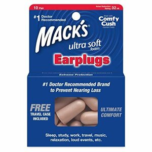 "Mack""s Ultra Soft Foam Earplugs 10 Пар в Днепропетровской области от компании Слух Норма"