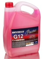 Антифриз TM Premium G12 Red Concentrate 5 кг