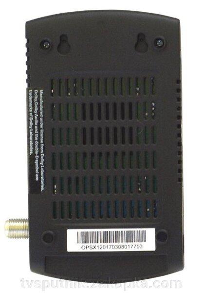 Спутниковый тюнер Open SX1 Dolby Audio AC-3 (прошитый с каналами)