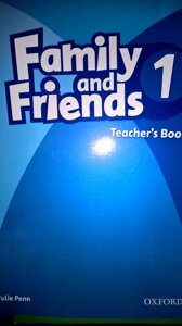 "Family and Friend""s 1: Teacher""s Book"