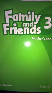 "Family and Friends 3: Teacher""s Book"