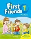 First Friends 1 . Class Book with Audio CD