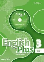 "Книга для учителя English Plus Second Edition 3 Teacher""s Book with Teacher""s Resource Disk and access to Practice Kit"