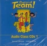 Oxford Team 1 Class CDs