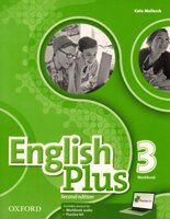 Рабочая тетрадь English Plus Second Edition 3 Workbook