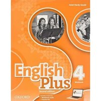 Рабочая тетрадь English Plus Second Edition 4 Workbook