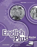 Рабочая тетрадь English Plus Second Edition Starter Workbook with access to Practice Kit