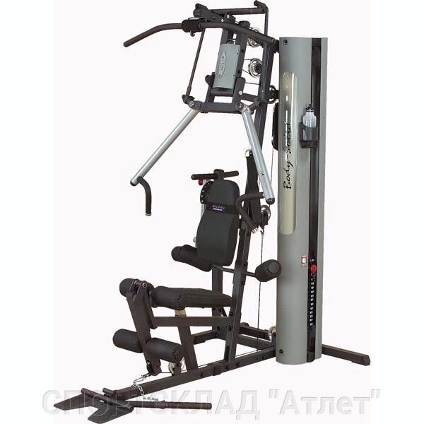 "Мультистанция Body-Solid G2B Bi-Angular Home Gym ##от компании## СПОРТСКЛАД ""Атлет"" - ##фото## 1"