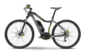 "Haibike XDURO Cross RX 28"", 60см"