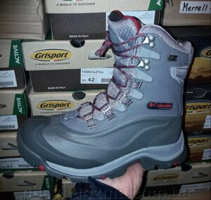Ботинки Columbia Bugaboot™ PLUS 3 TITANIUM OMNI-HEAT® 600g (6.5 7.5 ... 8f91a3d63b3