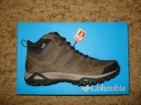 Columbia Peakfreak XCRSN Mid Leather Outdry  (42/43/44)
