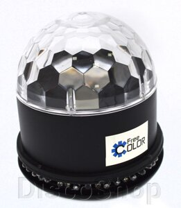BALL61 Free Color, Световой LED прибор Crystal Magic Ball от компании DiscoShop - фото