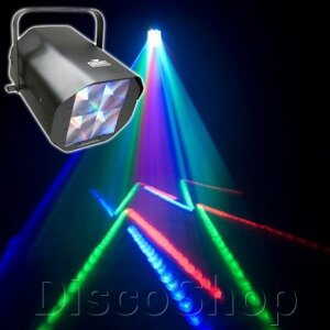 PL-P115 Polarlights, Световой LED прибор Screen Flower от компании DiscoShop - фото