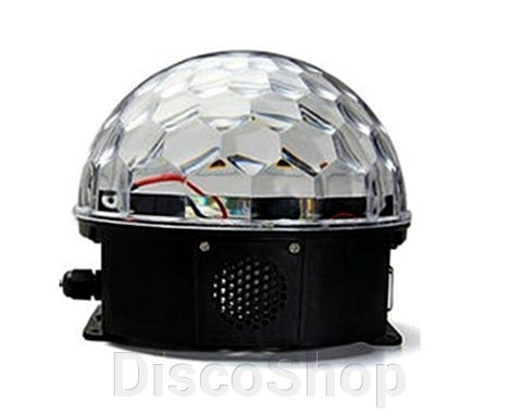 VS-26MP3-BAT New Light, Световой LED прибор MAGIC BALL ##от компании## DiscoShop - ##фото## 1
