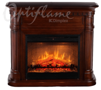 Электрический камин Dimplex Carlyle Mini Optiflame в Киеве от компании Велес Торг