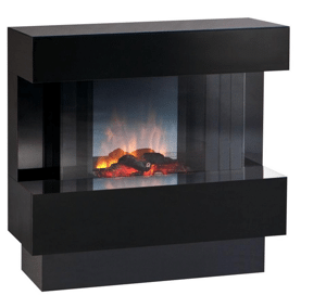 Электрический камин Dimplex Avalone Black Optiflame в Киеве от компании Велес Торг