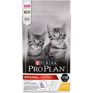 Purina Pro Plan Original Kitten 1,5кг корм для котят