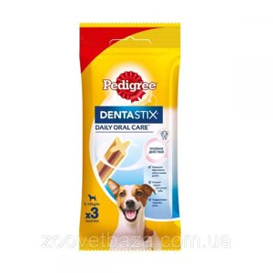 Pedigree Denta Stix 45гр жевательные палочки для собак малых пород / 45 гр