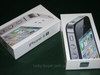 Оригинал Apple iPhone 4S 16Gb NeverLock Новые Гарантия