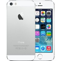 Оригинал Apple iPhone 5S 16Gb Silver NeverLock refurbished