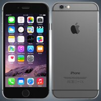 Оригинал Apple iPhone 6 16Gb Space Gray NeverLock refurbished