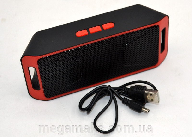 "Bluetooth колонка Wireless Speaker K668 + USB, TF ##от компании## Интернет магазин ""Megamaks"" - ##фото## 1"