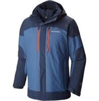 Куртка Columbia Summit Crest Interchange 3-in-1 Omni-Heat Ski Jacket WM1054 (размер XL)