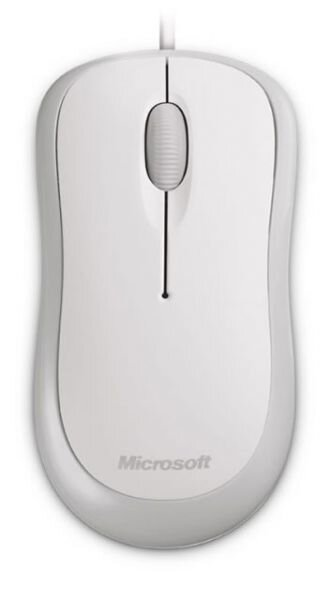 "Мышь Microsoft Basic Optical Mouse White USB ##от компании## ""sonic"" - ##фото## 1"