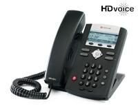 Polycom SoundPoint IP 335 от компании РГЦ : IP-телефония, call-центр, видеоконферецсвязь - фото