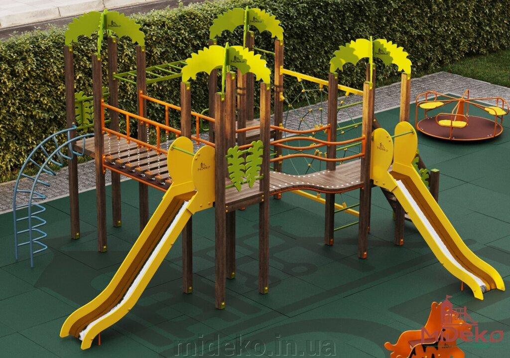 Преимущества домашней игровой площадки по сравнению с детской площадкой в общественном парке