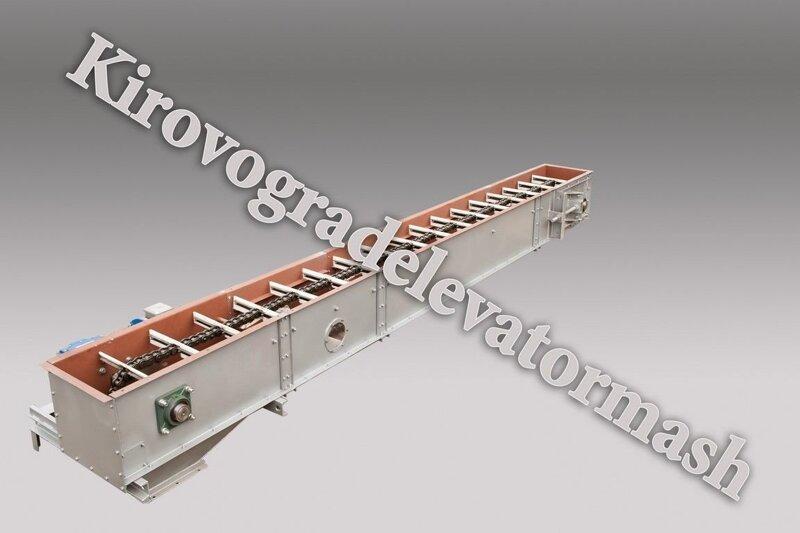Скребковый транспортер для зерна купить фольксваген транспортер дизель бу т5