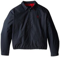 Куртка мужская U. S. Polo Assn. Golf Jacket, Classic Navy, размер: L