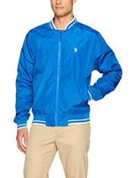 Мужская куртка U. S. Polo Assn. Rib Collar Bomber Jacket, China Blue, XL