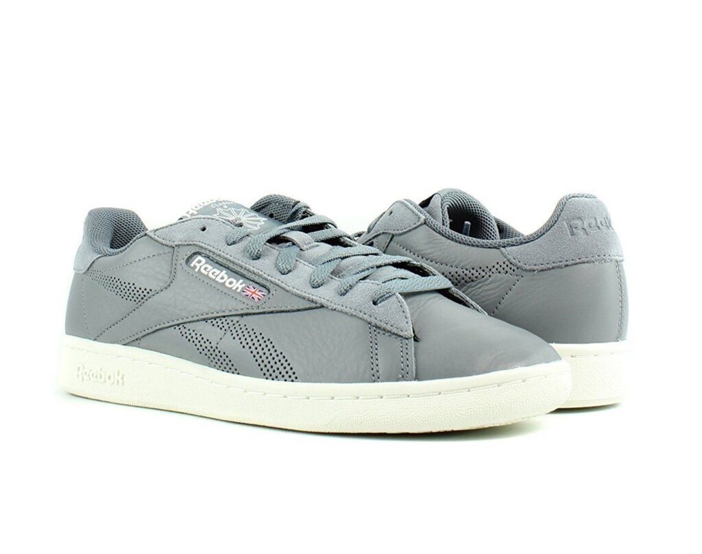 "Мужские кожаные кроссовки Reebok NPC UK PFR Fashion Sneaker, размер: 44,5-45 (11.5 M US) ##от компании## Интернет магазин ""Канбан"" - ##фото## 1"