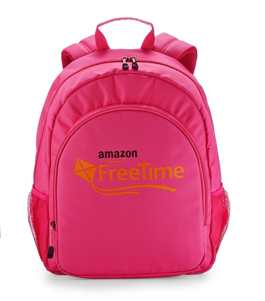 "Рюкзак для детей Amazon FreeTime Backpack for Kids, Pink ##от компании## Интернет магазин ""Канбан"" - ##фото## 1"