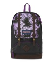 Женский рюкзак JanSport Cortlandt Backpack Multi Purple Ombre Daisy