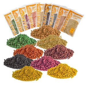 Mikro Pellets Benzar Mix Feeder 800g Garlic чеснок