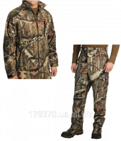 Костюм охотничий демисезонный Browning Wasatch Soft Shell Jacket & Quiet Pant